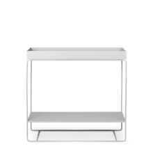 Ferm Living - Plant Box Two-Tier Table - Light Grey (110261102)