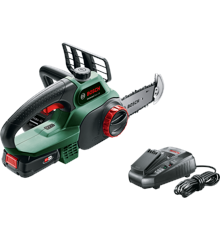 Bosch - Cordless Chainsaw 18 V (Battery & Charger Included)