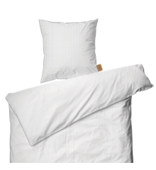 Juna - Spiga Bedding 140 x 200 cm - White (636750)
