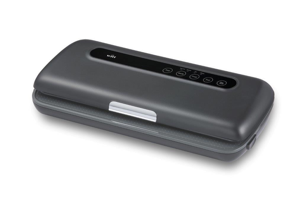 Witt - Premium Easy Vacuum Sealer - Dark Grey
