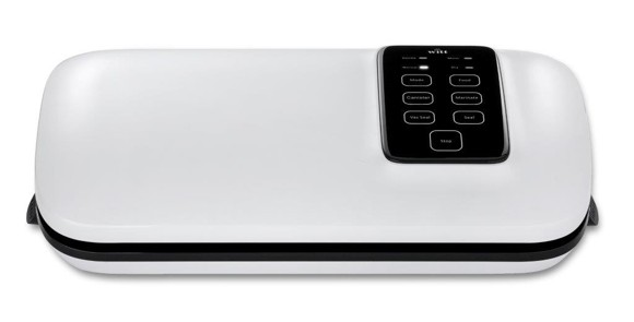 Witt - Premium Smart Vacuum Sealer - White