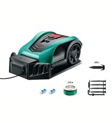 Bosch - Indego 400 S + Mähroboter