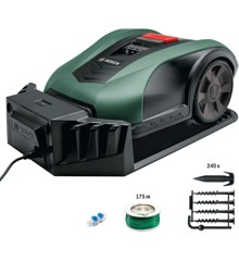 Bosch - Indego 700 Mowing Robot (E)