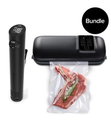 Witt - Sousvide Smart Wifi + Witt Premium Smart Vacuum Sealer - Bundle
