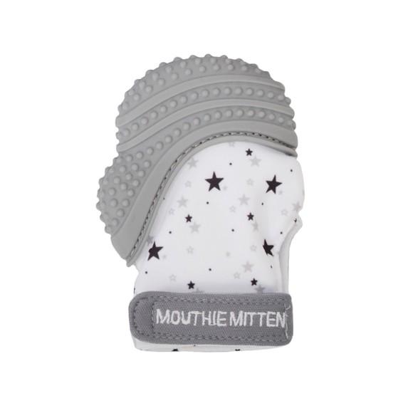 Mouthie Mitten - Grå
