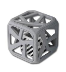 Malarkey Kids - Chew Cube - Grey (MK-CC01G)