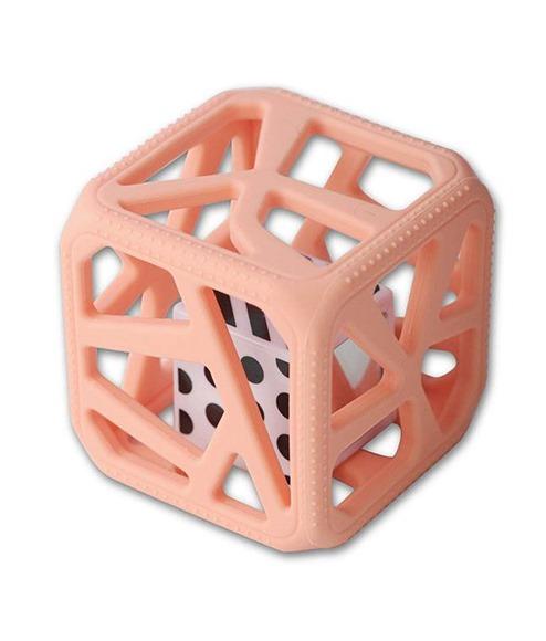 Malarkey Kids - Chew Cube - Peach (MK-CC02P)