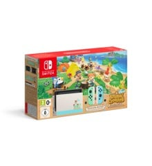 Limited Edition Nintendo Switch Console with Animal Crossing: New Horizons