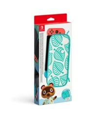 Nintendo Switch Carrying Case with Animal Crossing: New Horizons theme