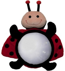 LUCA - Car mirror - Ladybug (400-4)