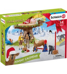 Schleich - Farm World - Julekalender 2020