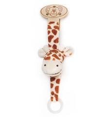 Diinglisar Wild- Pacifier Chain - Giraffe (TK14861)