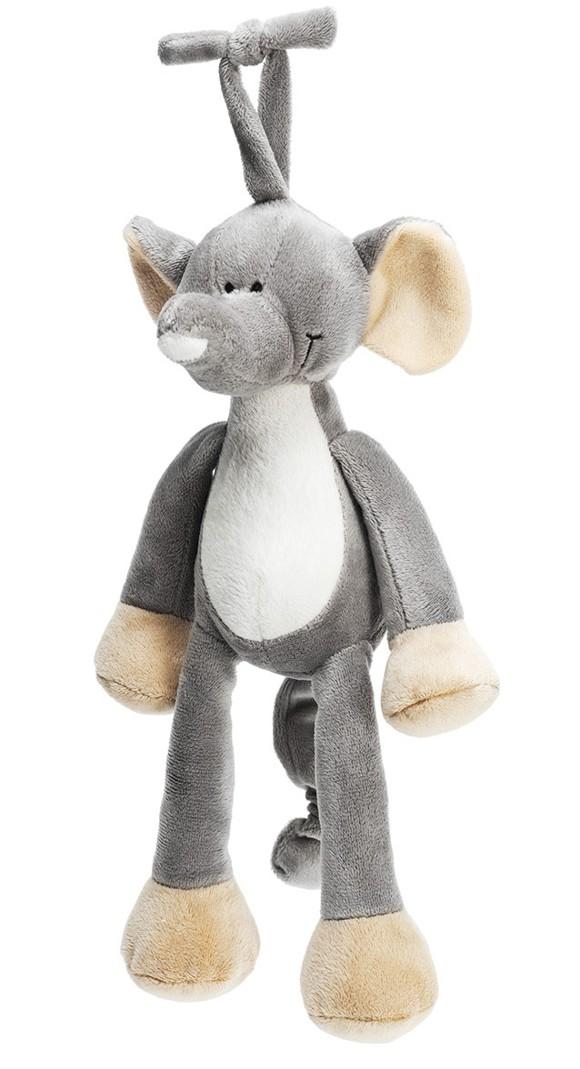Diinglisar Wild - Spilledåse - Elefant