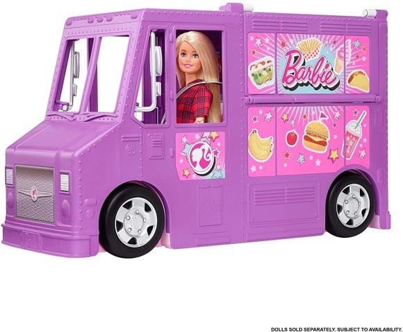 Barbie - Food Truck (GMW07)