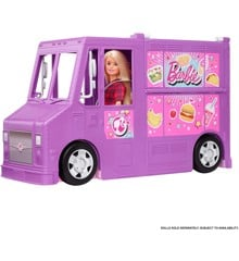 Barbie - Food Truck / Madvogn (GMW07)