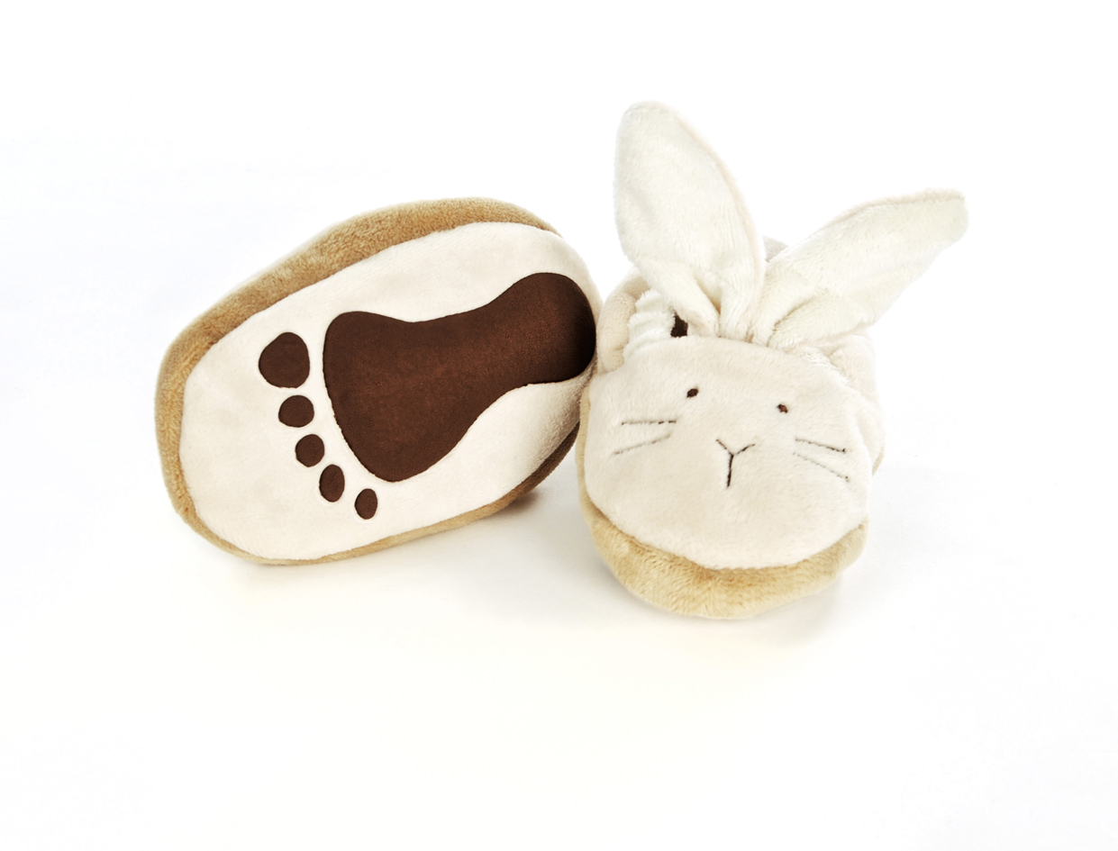 Diinglisar - Baby Slippers - Rabbit (TK16372)