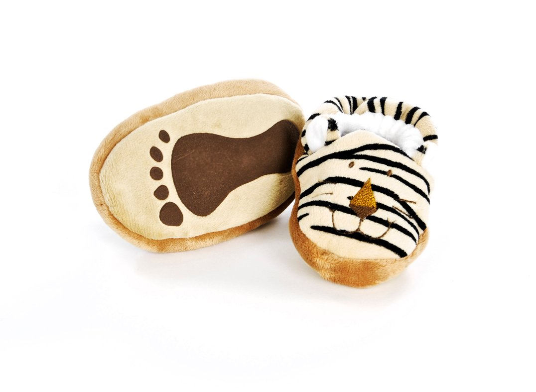 Diinglisar Wild - Baby Slippers - Tiger (TK16382)