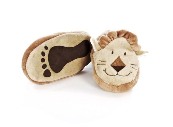 Diinglisar Wild - Baby Slippers - Lion (TK16383)