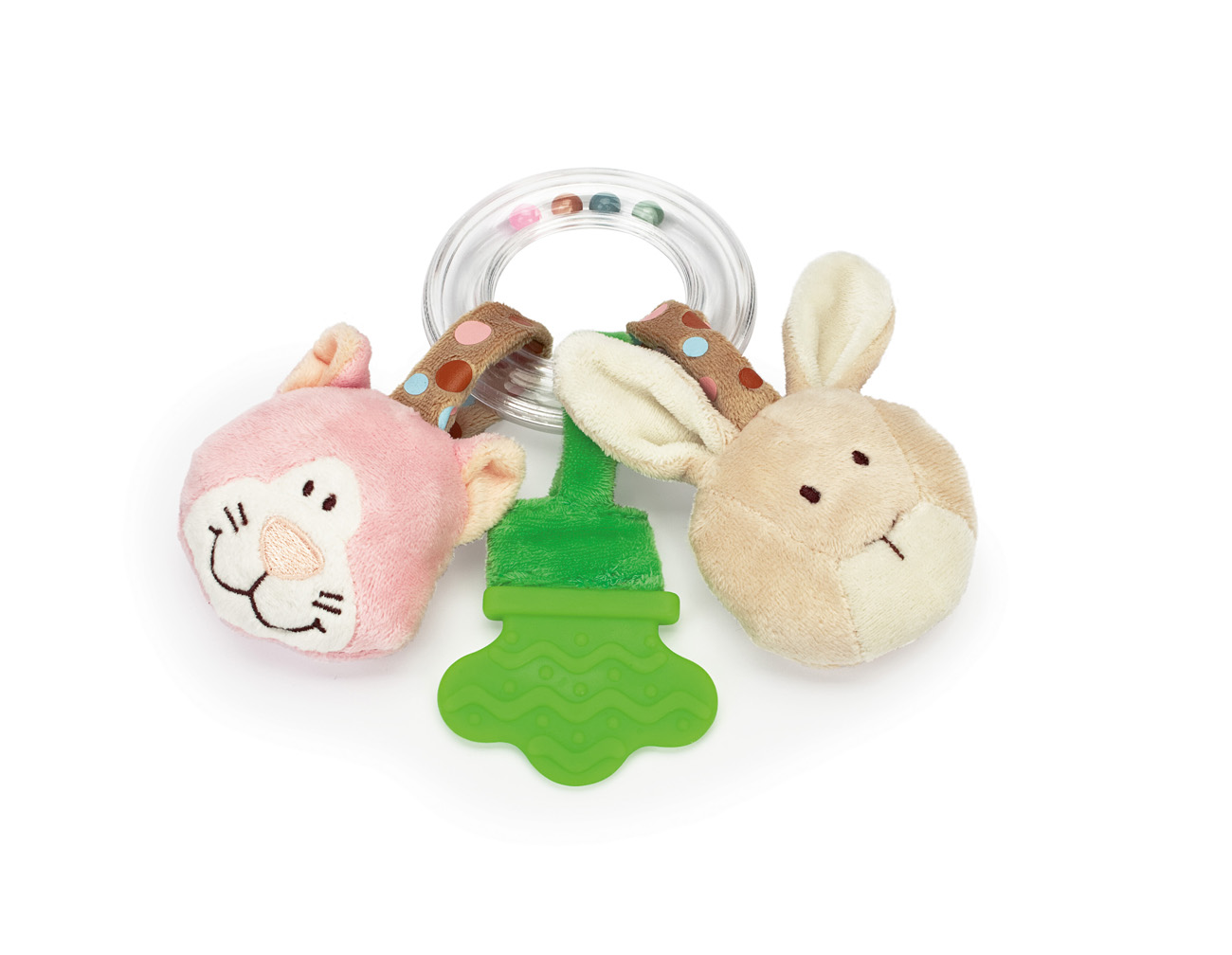 Diinglisar - Ringrattle - Cat & Rabbit (TK2056)