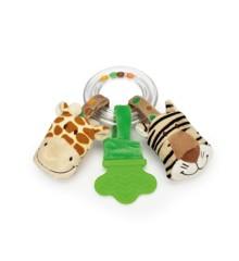 Diinglisar Wild - Ringrangle - Giraf & Tiger