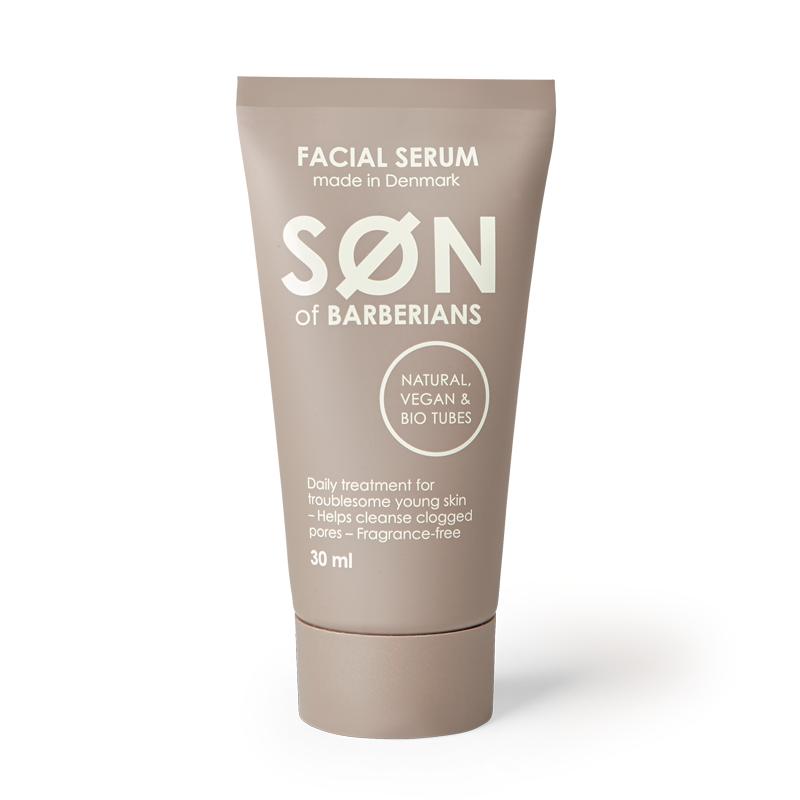 Barberians Copenhagen - SØN of Baberians Facial Cream Serum 30 ml