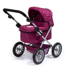 Bayer - Dolls Pram Trendy - Pink (13067AA)