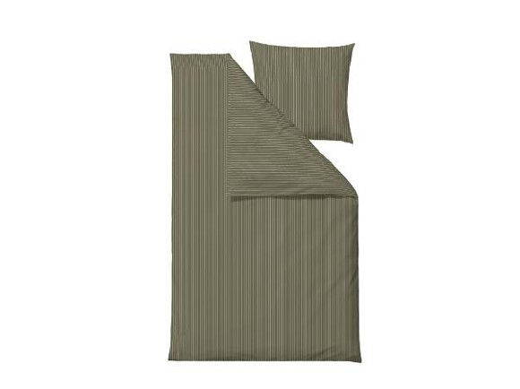 Södahl - Organic Common Sengetøj 140 x 200 cm - Khaki