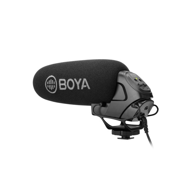 Boya - BY-BM3031 Microphone Condensator 3,5mm