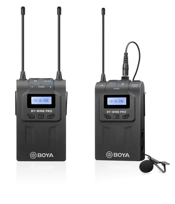 Boya -  Pro-K1 Mygga Wireless Microphone
