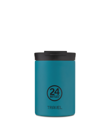 24 Bottles - Travel Tumbler 0,35 L - Atlantic Bay