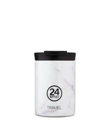 24 Bottles - Travel Tumbler 0,35 L - Carrara (24B611)