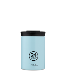 24 Bottles - Travel Tumbler 0,35 L - Cloud Blå