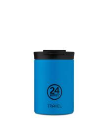24 Bottles - Travel Tumbler 0,35 L - Pacific Beach (24B619)