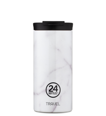 24 Bottles - Travel Tumbler 0,6 L - Carrara