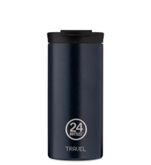 24 Bottles - Travel Tumbler 0,6 L - Deep Blå