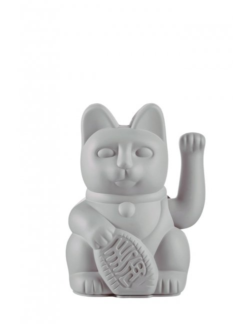 Donkey - Lucky Cat Maneki-Neko - Grey (330436)