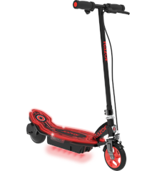 Razor - Power Core E90 Glow Scooter - Black/Red (13173893)