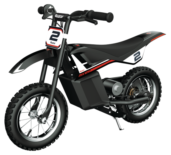 Razor - MX125 Dirt Rocket - Red/Black (15173858)