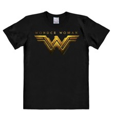 DC - Wonder Woman - Movie - Easyfit - black - Original licensed product