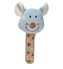 Diinglisar - Mirror w. Rattle - Mouse (TK2080)