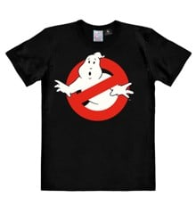 Ghostbusters - Logo - Easyfit - black - Original licensed product