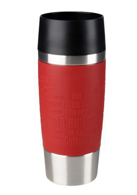 Tefal TRAVEL MUG 0.36 L Red Sleeve