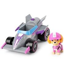 Paw Patrol - Race & Go Deluxe Kørertøj - Skye Racer