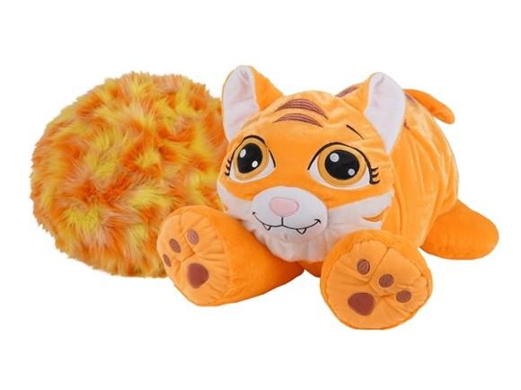 Rainbow Fluffies - Lille - Orange Tiger