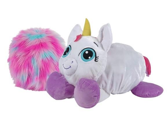 Rainbow Fluffies - Small - Unicorn (3821)
