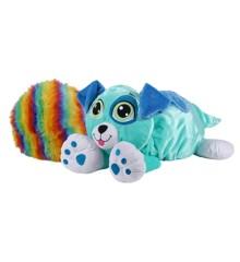 Rainbow Fluffies - Lille - Blå Hund