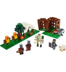 LEGO Minecraft - Pillager-forposten (21159)