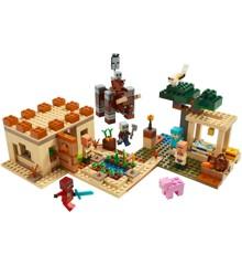 LEGO Minecraft - Illager-angrebet (21160)
