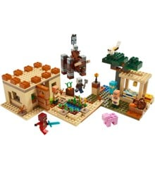 LEGO Minecraft - The Illager Raid (21160)