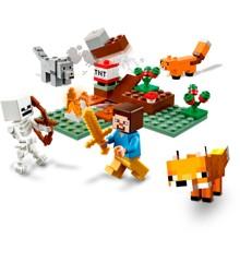 LEGO Minecraft - Tajga-eventyret (21162)
